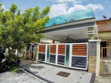 (RENOVATED) Double Storey Saujana Utama 3 Sg Buloh [gated & guarded]