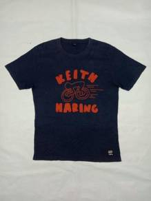 Uniqlo X Keith Haring Cycling size M