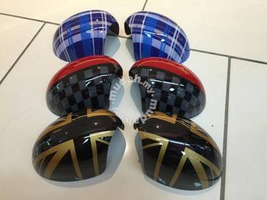 MINI Cooper R55 R56 R60 Side Mirror Cover Set
