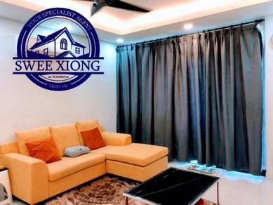 ASIA HEIGHTS 838SF 1CP FullyReno Furnished UNIT at FARLIM [WORTHBUY]