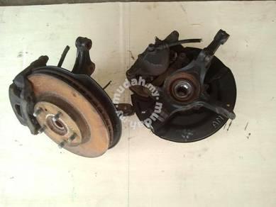 Honda stream rn6 rn8 front disc brake