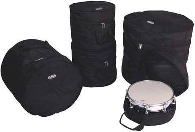 KDSB5 5 Piece Drum Set Bag. Consists of: Bass Drum