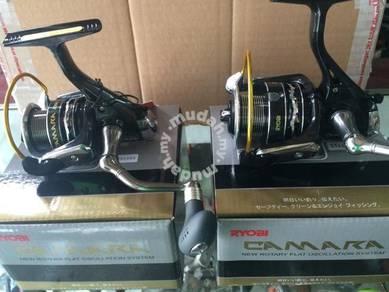 Ryobi Camara 2000 / 4000 Japan Fishing Reel