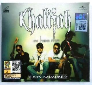 VCD KaraokeKhalifah ni hao ma MTV 2VCD Karaoke