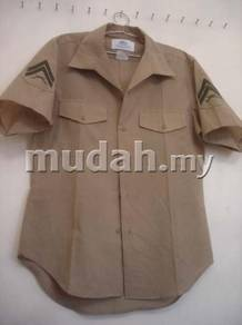 US Submarine shirt uniform