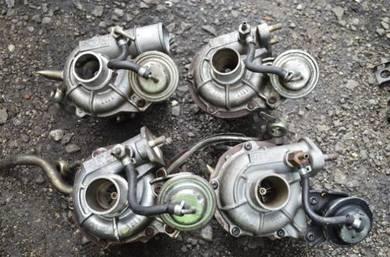 RHF3 Turbo Ef Efdet L2 L2s L5 L6 L9 Kancil Turbine