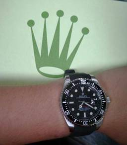 Sea dweller 43mm watch