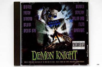 Original CD DEMON KNIGHT [1995] OST Soundtrack