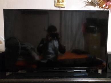 Tv sony 40 inch screen crack