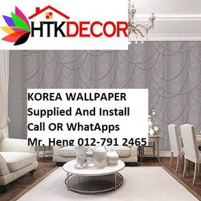 Classic Wall paper with installation N493W