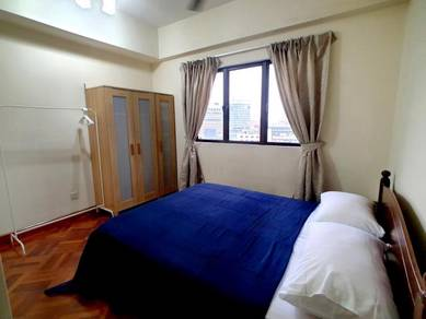 Middle Room 6th Floor Available for Rent at Angkasa Impian 2