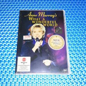 Anne Murray - What a Wonderful World [2001] DVD
