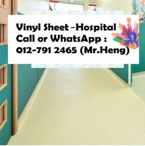 PVC Vinyl Sheet For Hospital Floor 5y