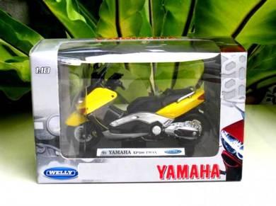 Welly 1/18 Diecast Model YAMAHA XP500 TMAX