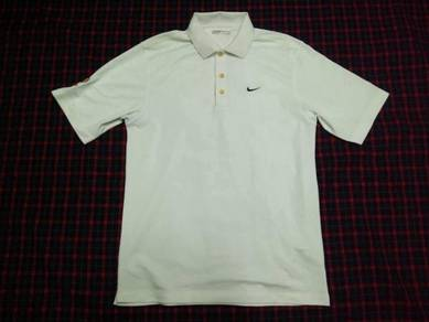 Nike Golf Tiger Beer Polo Shirt L (PL3139)