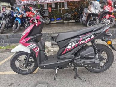 Honda beat offer deposit murah murah