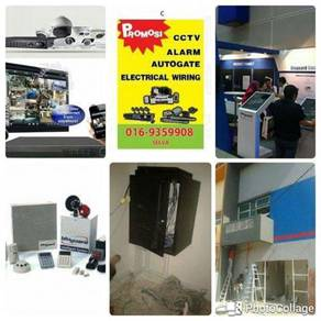 Alarm System, CCTV and Access Control Installer