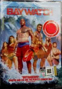 DVD Baywatch Dwayne Johnson