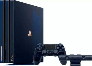 PS4 Pro 2TB 500 Million Limited Edition SEALED