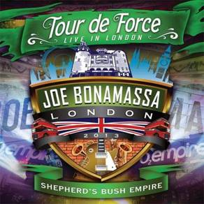 Joe Bonamassa Tour De Force: Live In London - Shep