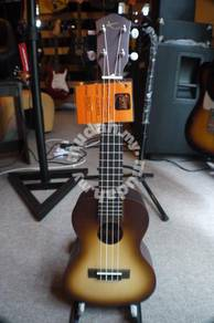 Seven tones ul24sbe concert ukulele with pickup