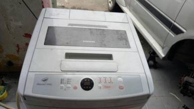 Samsung 7kg Washing machine mesin basuh
