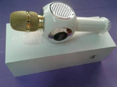 M8 Microfon Wireless bluetooth