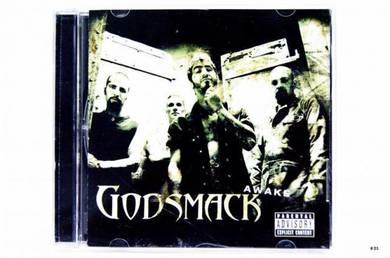 Original CD - GODSMACK - Awake [2000]