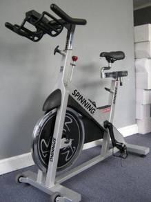 Home bike exercise