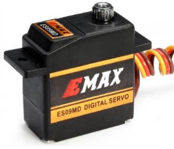 Emax ES09MD Metal Digital Swash Servo for RC 450 H