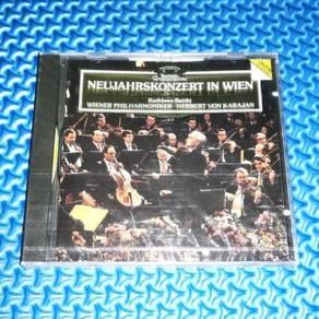 Neujahrskonzert In Wien [1987] Audio CD