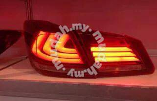 Honda accord 2013 led tail lamp light lights drl 1