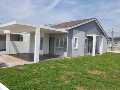 100% Loan, Corner Single Storey Terrace Sungai Petani, Kedah