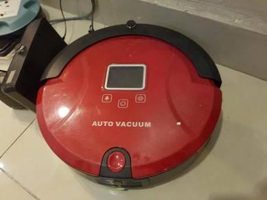 Robot auto vacuum cleaner