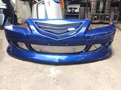 Mazda 6 GY3W 02-06 KENSTYLE Front Bumper Ori Japan