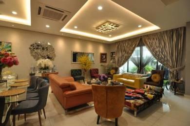 RENOVATED FULLY FURNISHED Duta Villa Setia Alam Shah Alam Selangor