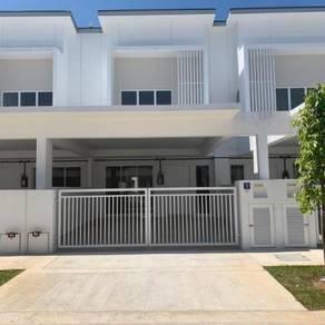 Double storey suriaman 2a bandar sri sendayan seremban for sale