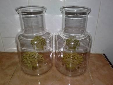 Pasu teko vintage pyrex pitcher 2