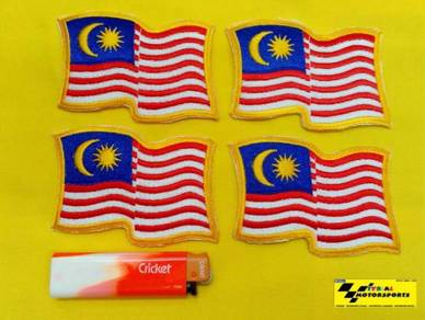 Patches malaysia flag1