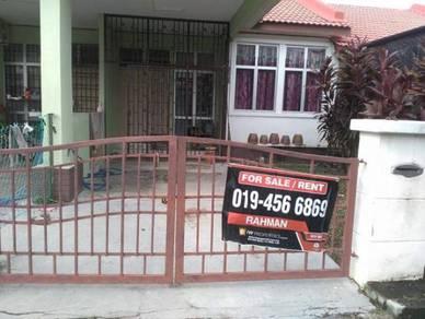 House medium cost bandar perdana sg petani