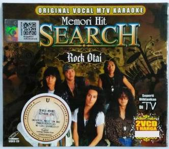 VCD Karaoke Search Otai Rock Memori Hit (2VCD)