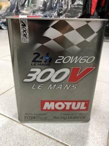 MOTUL 300V Competition 20W60 - 2 Lit Engine Oil