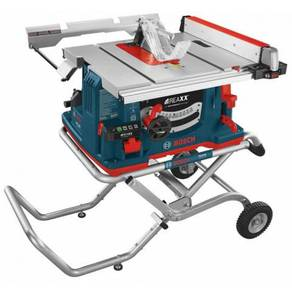 10 in. 15 Amp REAXX Jobsite Table Saw
