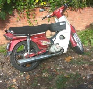 Honda ex5 2011