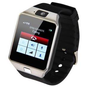 Gold Smart Watch DZ09