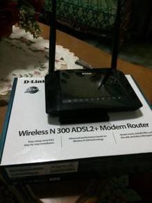 D link modem router