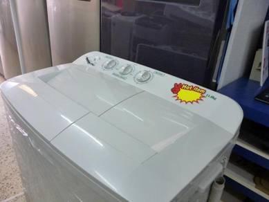 New 11kg Semi Auto Washing Machine