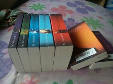 Harry potter ,the complete collection