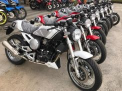 Cafe Racer - Motorcycles for sale in Malaysia - Mudah my
