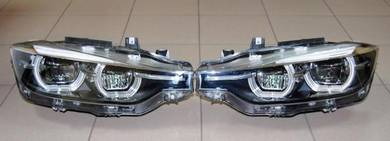 BMW F30 Facelift head lamp BMW F30 m3 Bodykit